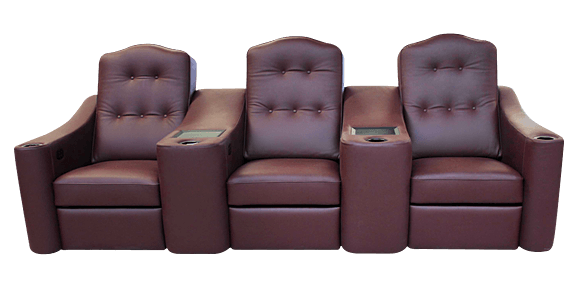 Cineak Bruges Seating