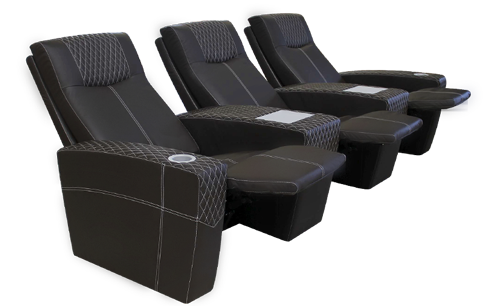 Cineak Ferrier Seating