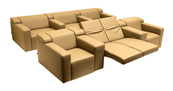 Cineak Strato Seating
