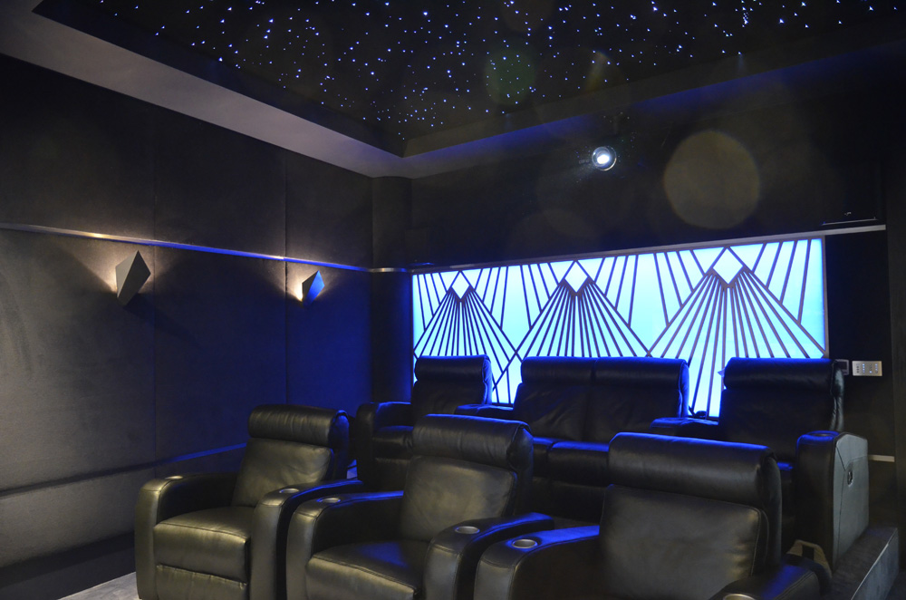 HiFi Cinema Custom Install