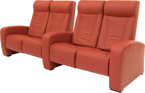 Cineak Nero Seating